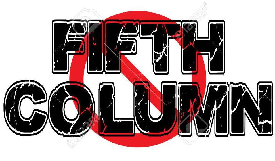 Ban the Fifth Column