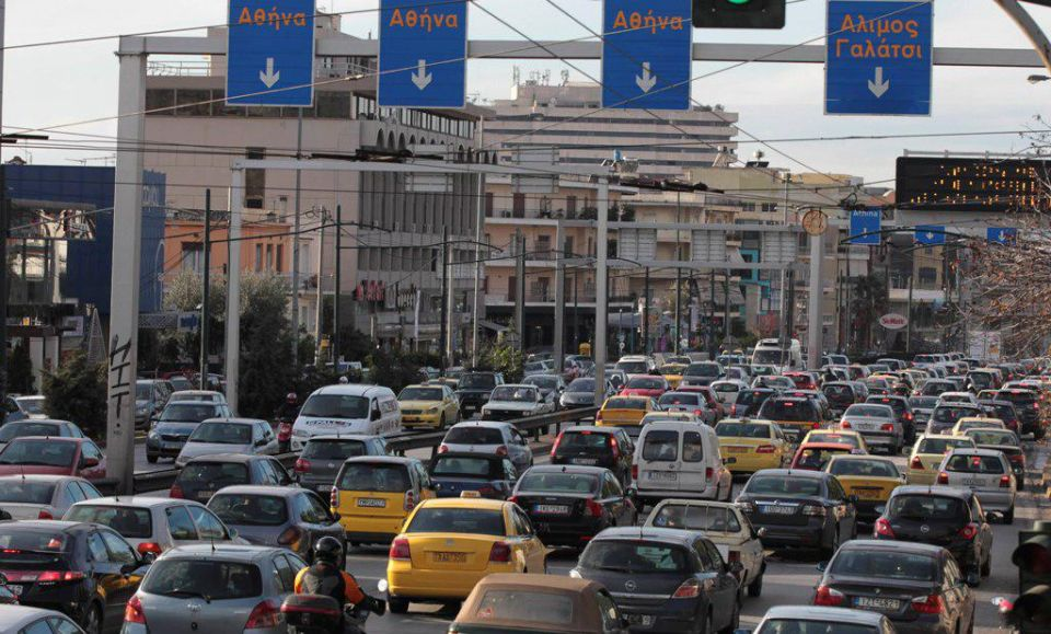 Athens-Trafic