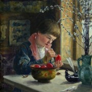For Easter 1910